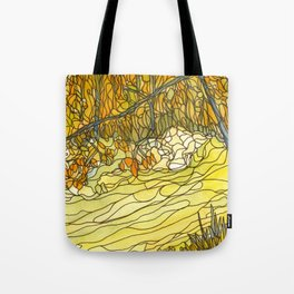 Eno River #25 Tote Bag