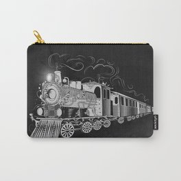 A nostalgic train Carry-All Pouch