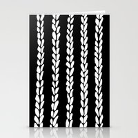 knit Stationery Cards featuring Knit 8 by Project M