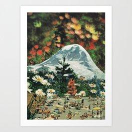 pattern... Art Print