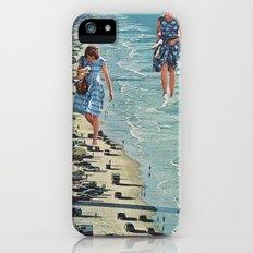 Walk on the Beach iPhone (5, 5s) Slim Case