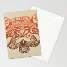 Polynesian Red Panda Stationery Cards