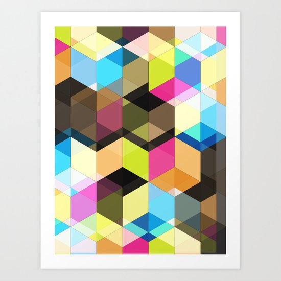 Modern 01 Art Print
