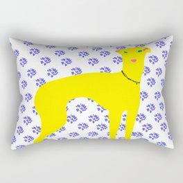 Doggy Rectangular Pillow