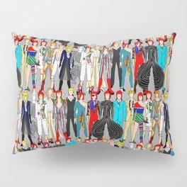 Heroes Doodle Pillow Sham