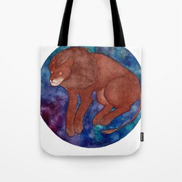 Leo Constellation  Tote Bag
