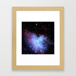 Eagle nEbula. Framed Art Print