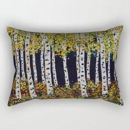 Aspen Forest Rectangular Pillow
