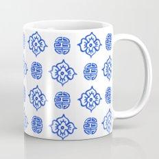 Calm Blue. Mug
