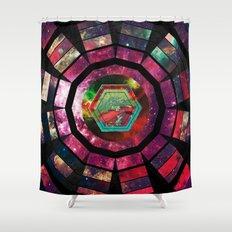 Cosmos MMXIII - 12 Shower Curtain