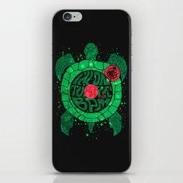 Turtle BPM iPhone Skin