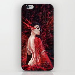 QUEEN OF MY HEART - QUEEN OF ALL HEARTS iPhone Skin