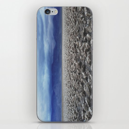 The Devil's Golf Course iPhone & iPod Skin