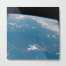 Apollo 7 - Hawaii Metal Print