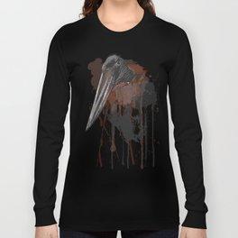 Jabiru Stork Long Sleeve T-shirt