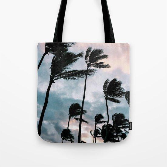 Palm trees, Bavaro beach Tote Bag