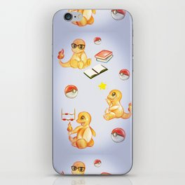 Baby Charman iPhone Skin