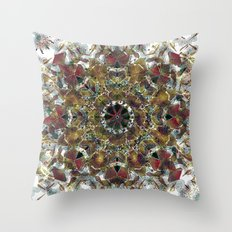 What you give will be yours forever Throw Pillow