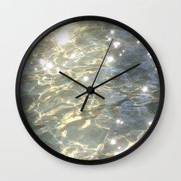 Poussière de fées Wall Clock
