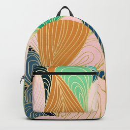 Swirly Interest Backpack