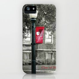GCC iPhone Case