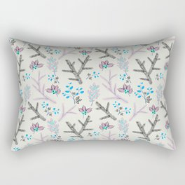 Nice Christmas pattern  retro Rectangular Pillow