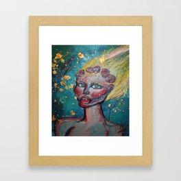 Drunknar Framed Art Print