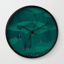 Streaming Wall Clock