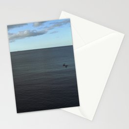 Afternoon Seascape Stationery Cards