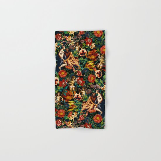 HERA and ZEUS Garden Hand & Bath Towel