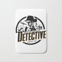 Nick Valentine - Detective Bath Mat