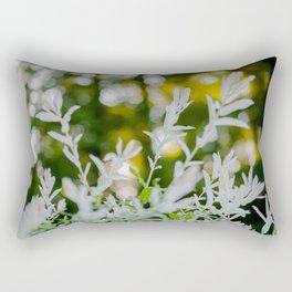Sunshine Flowers Rectangular Pillow