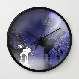 mooncats -6- Wall Clock