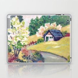 Spring Alpine Laptop & iPad Skin