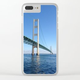 The Mighty Mack Clear iPhone Case