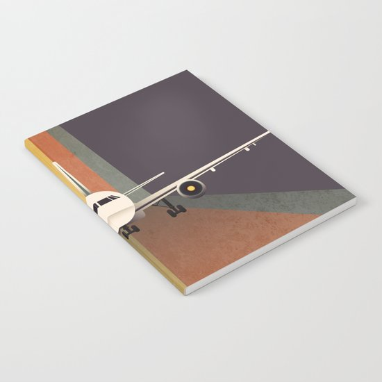 Take Off Notebook
