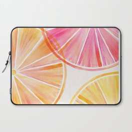 Summer Citrus Party Laptop Sleeve