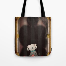 Shadow Collection, Series 1 - Bone Tote Bag