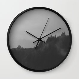 Crown Point Wall Clock