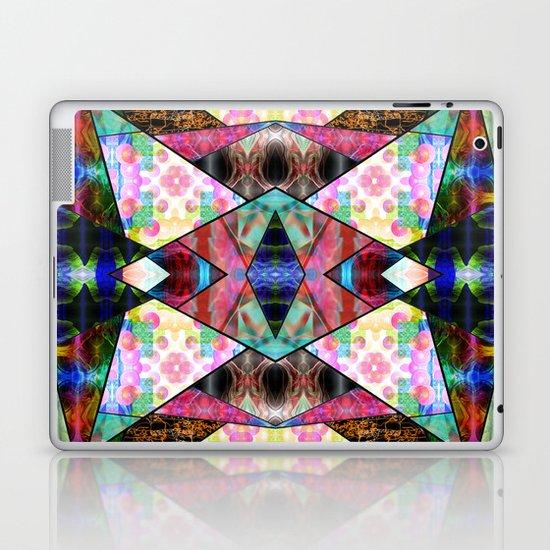Collage Laptop & iPad Skin