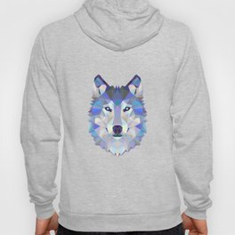 Colorful Wolf Hoody