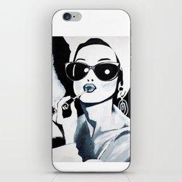 Sunglasses & Lipgloss iPhone Skin