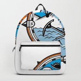 Moose Pararescue Mascot Backpack