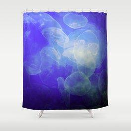Jellies Shower Curtain