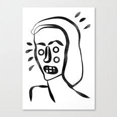 uf! Canvas Print