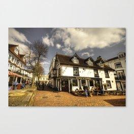 Duke of York Canvas Print