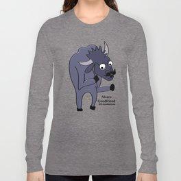 Alvaro Goodfriend  Long Sleeve T-shirt
