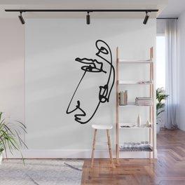 Faces Collection - Fabio Wall Mural