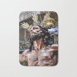 Jesus Bath Mat