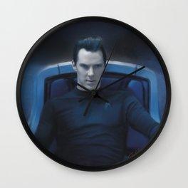 Captain Khan Wall Clock